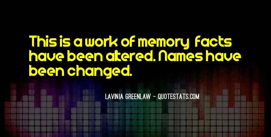 Lavinia Greenlaw Quotes #1084012