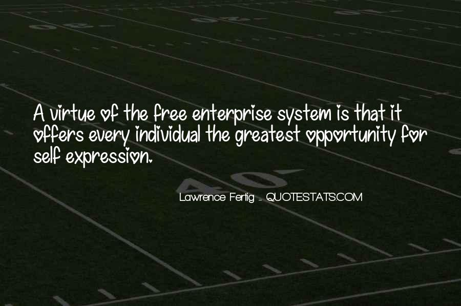 Lawrence Fertig Quotes #855254