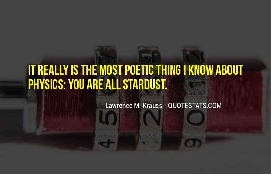 Lawrence M. Krauss Quotes #1076786