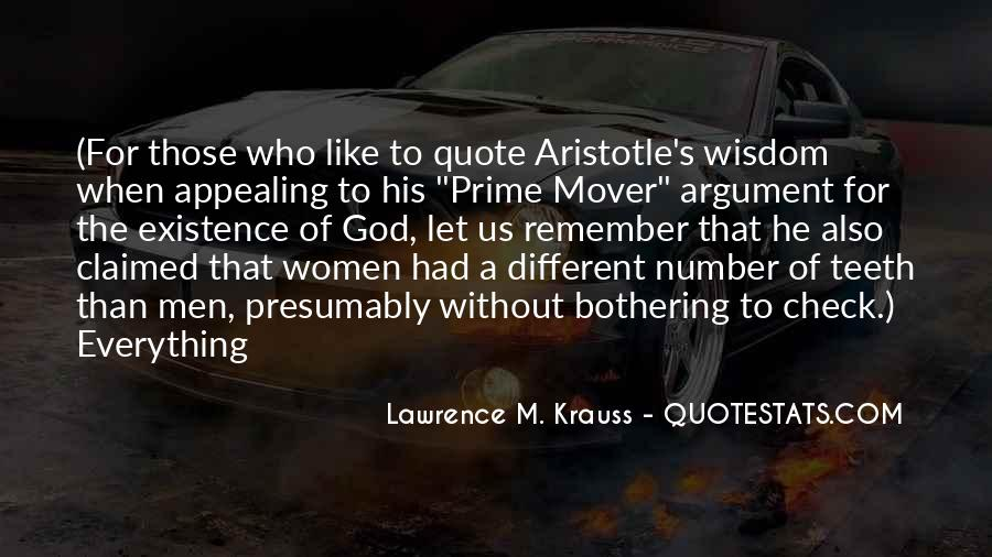 Lawrence M. Krauss Quotes #1105447