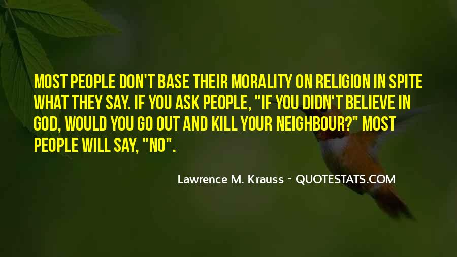 Lawrence M. Krauss Quotes #1123914