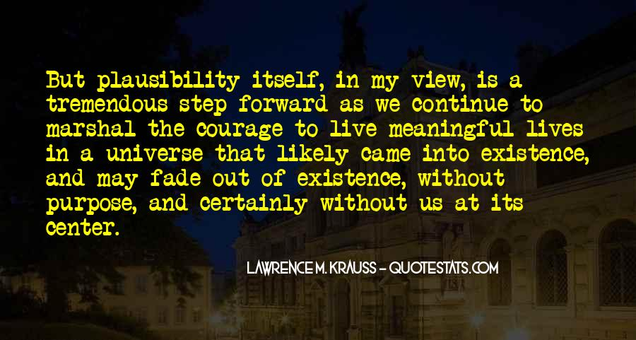 Lawrence M. Krauss Quotes #1316554