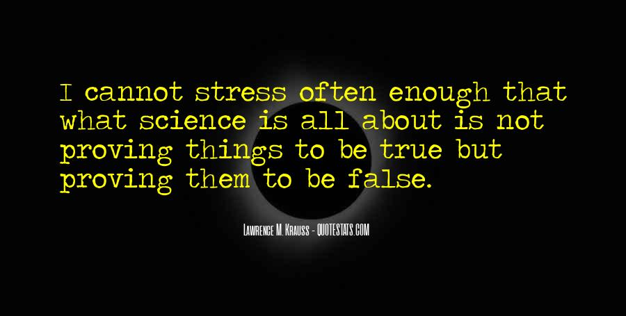 Lawrence M. Krauss Quotes #1383992