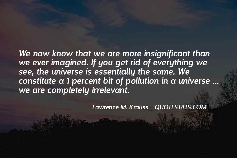 Lawrence M. Krauss Quotes #1550463