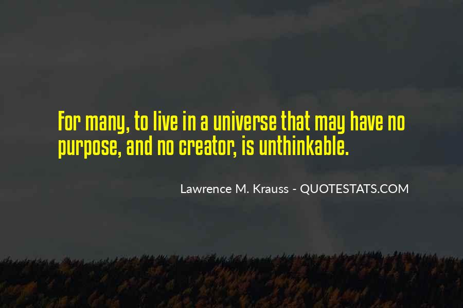 Lawrence M. Krauss Quotes #1679154