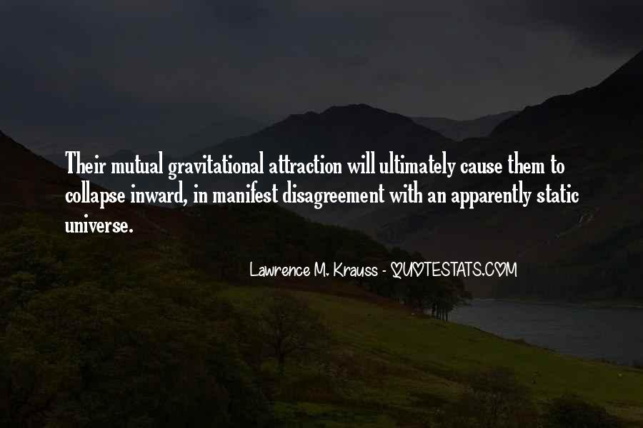Lawrence M. Krauss Quotes #1776717