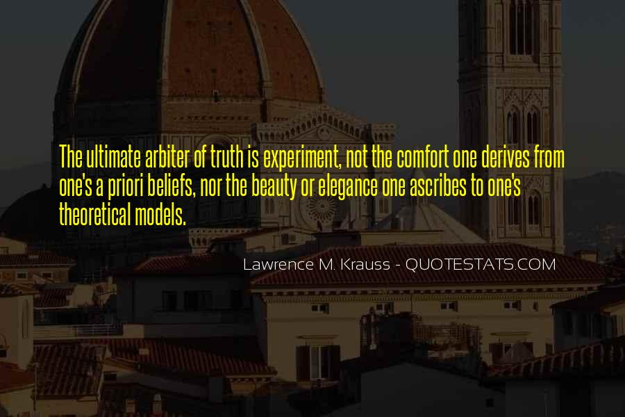 Lawrence M. Krauss Quotes #1814960