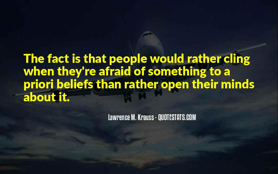 Lawrence M. Krauss Quotes #1826008