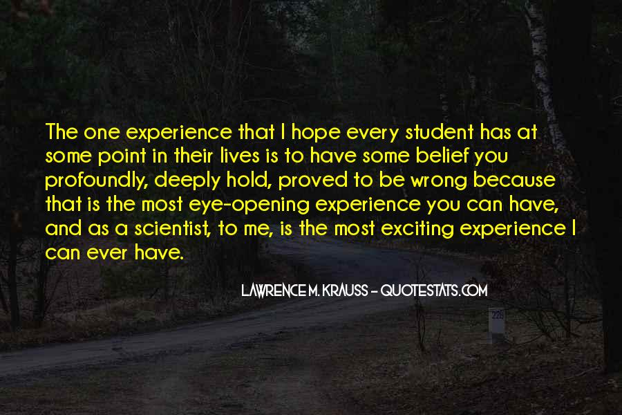 Lawrence M. Krauss Quotes #402788