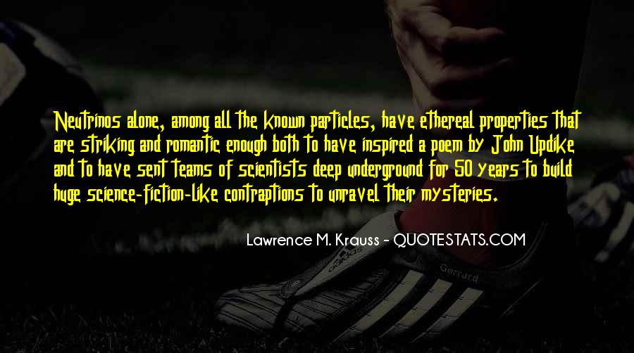 Lawrence M. Krauss Quotes #458636