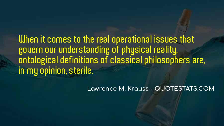 Lawrence M. Krauss Quotes #546758