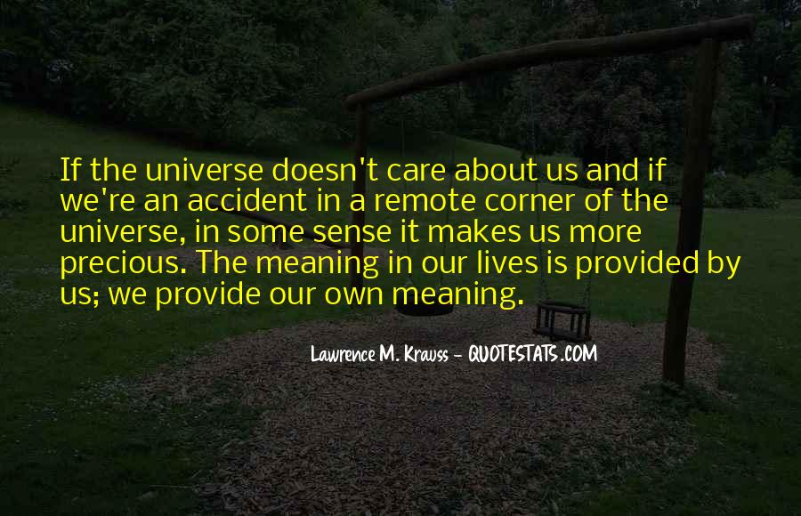 Lawrence M. Krauss Quotes #56566