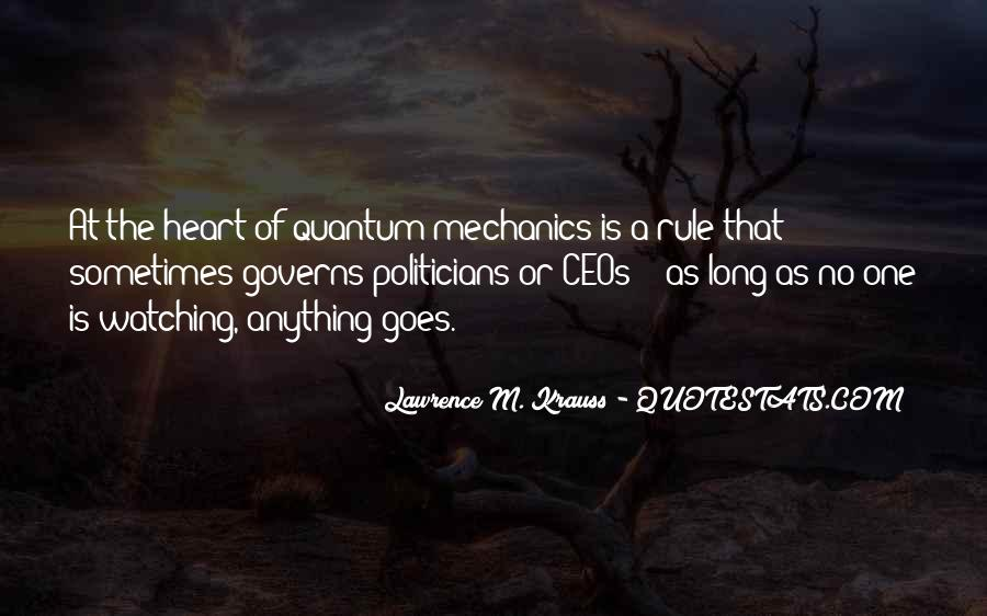 Lawrence M. Krauss Quotes #576631