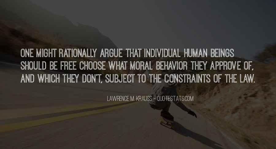 Lawrence M. Krauss Quotes #615165