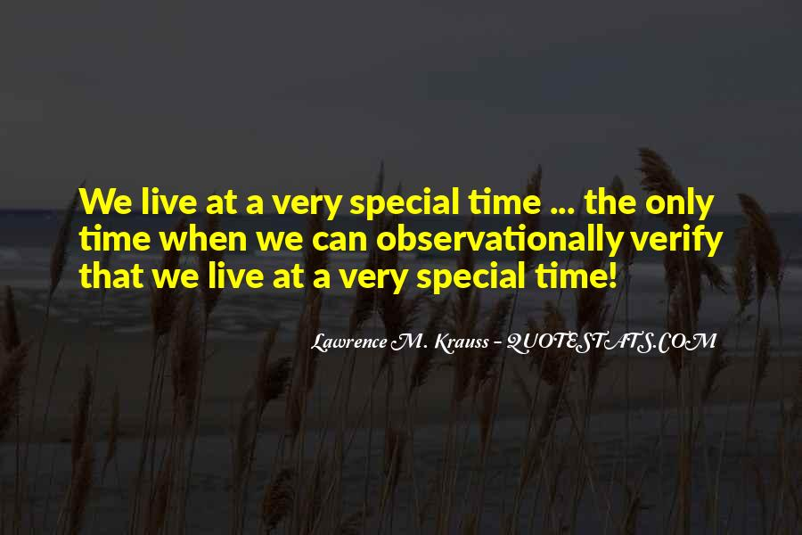 Lawrence M. Krauss Quotes #750570