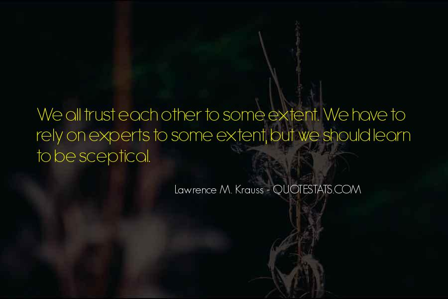 Lawrence M. Krauss Quotes #790172
