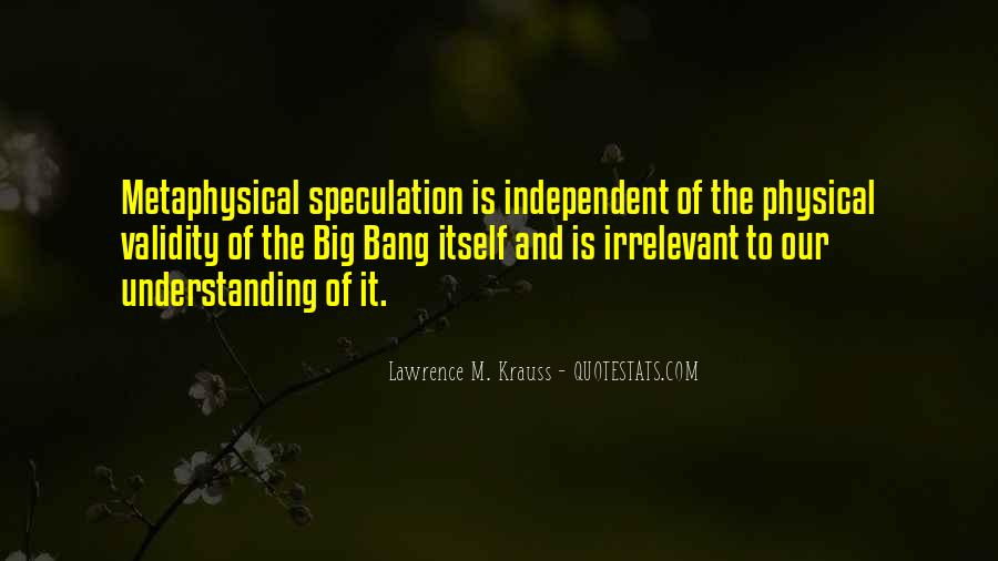 Lawrence M. Krauss Quotes #920456