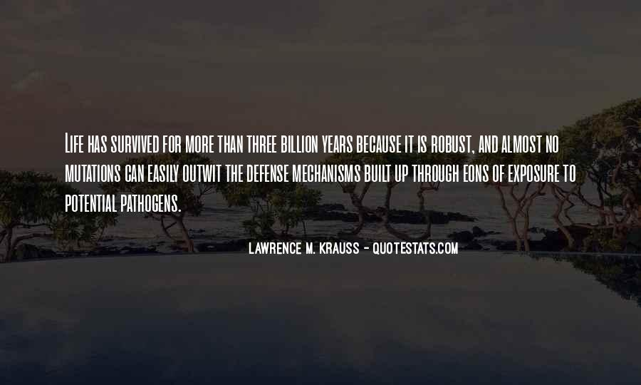 Lawrence M. Krauss Quotes #961897