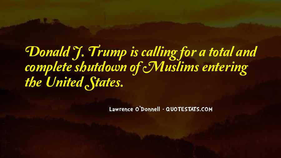 Lawrence O'Donnell Quotes #1022714