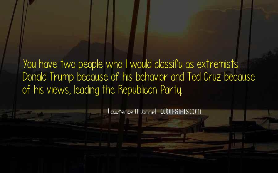 Lawrence O'Donnell Quotes #872124