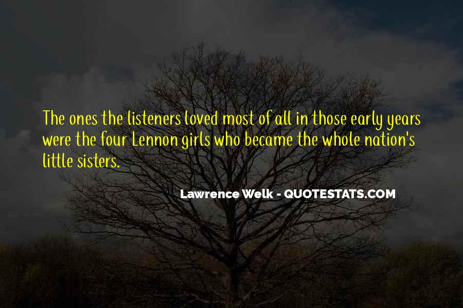Lawrence Welk Quotes #1824636