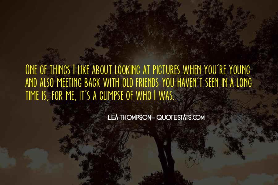 Lea Thompson Quotes #1289668