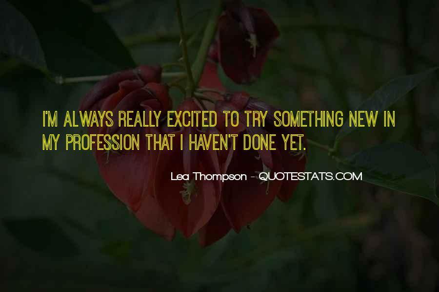 Lea Thompson Quotes #1428562