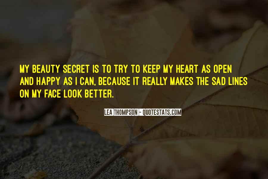 Lea Thompson Quotes #1539382