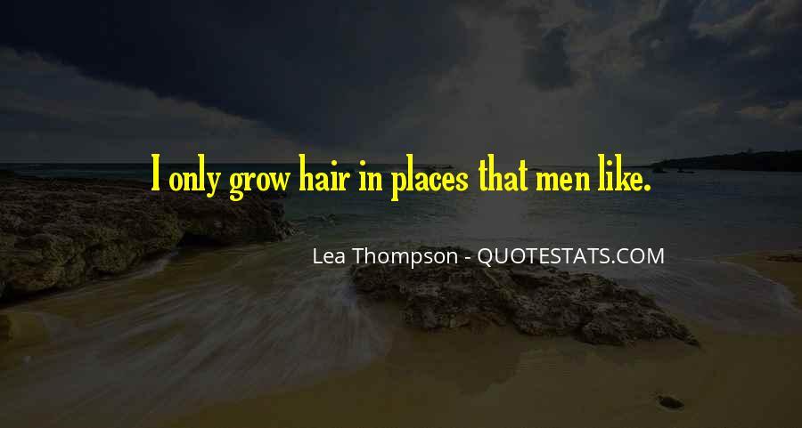 Lea Thompson Quotes #1648498