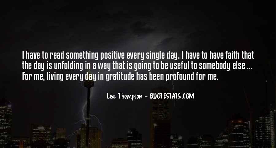 Lea Thompson Quotes #319215
