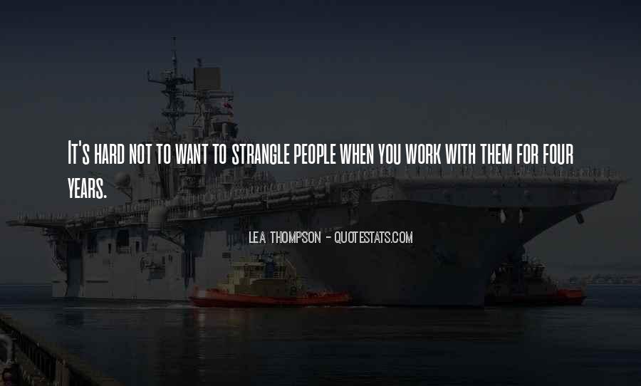 Lea Thompson Quotes #453463