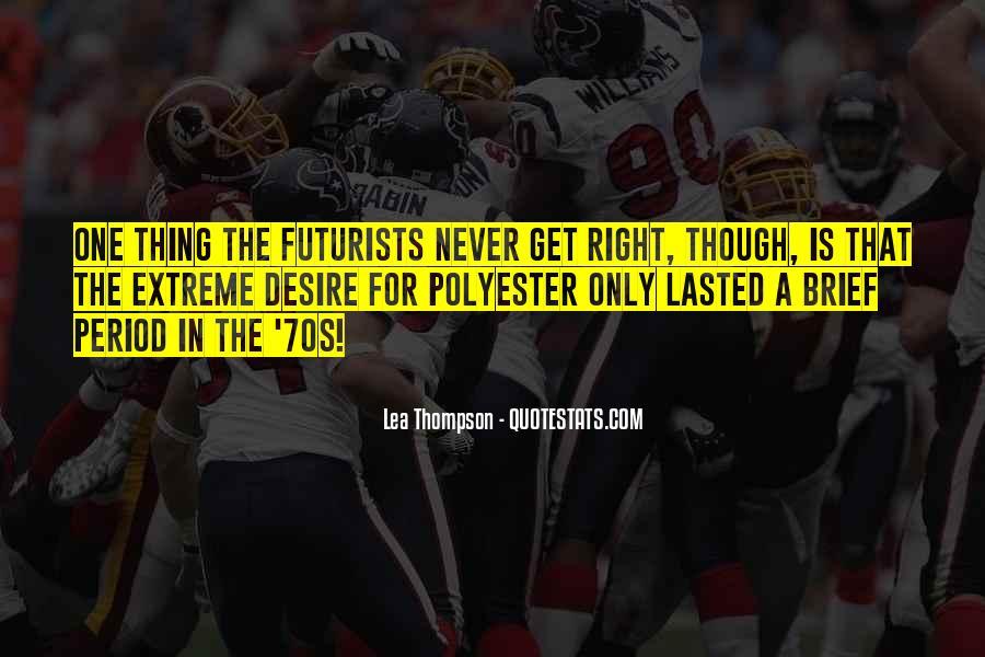 Lea Thompson Quotes #462806