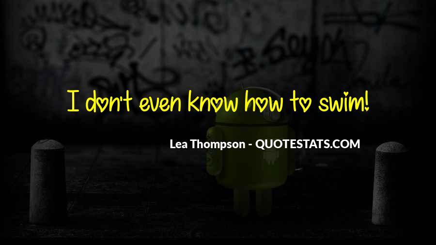 Lea Thompson Quotes #785320