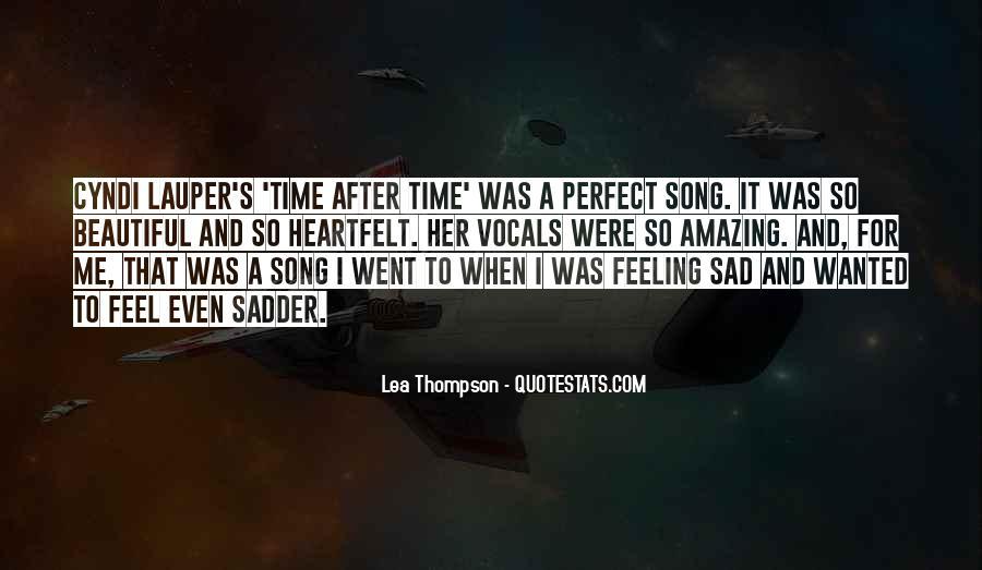 Lea Thompson Quotes #982735