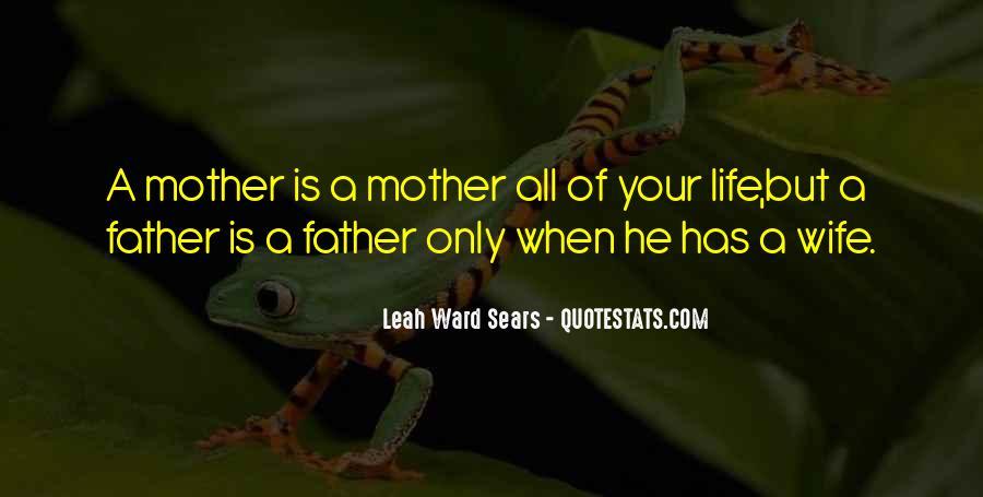 Leah Ward Sears Quotes #484718