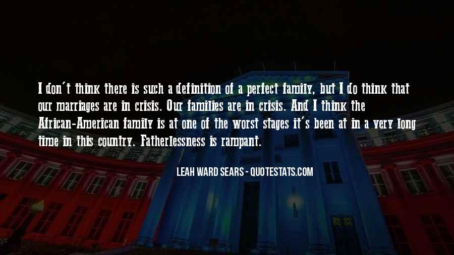 Leah Ward Sears Quotes #98303