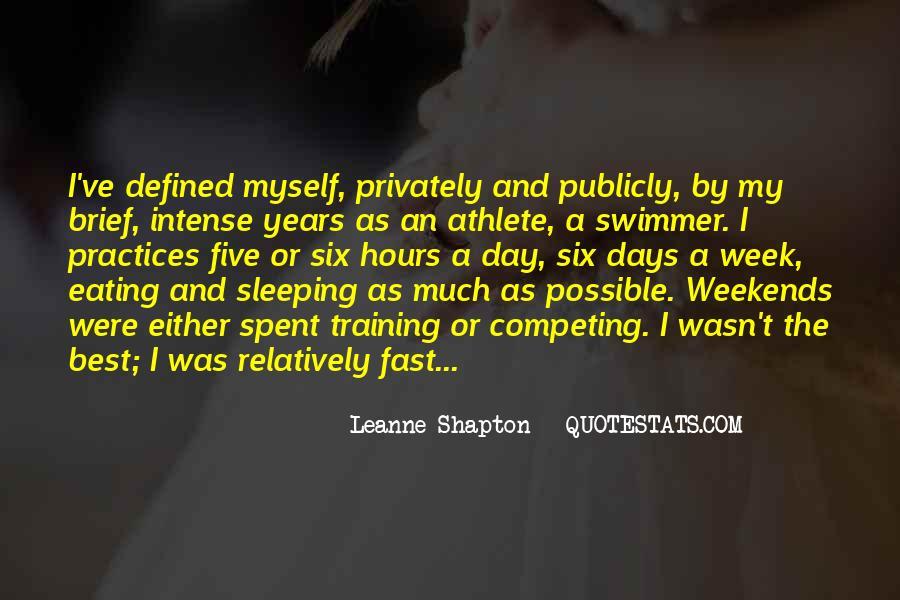 Leanne Shapton Quotes #573450