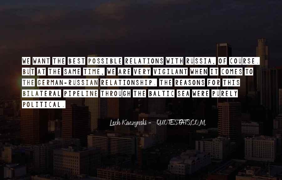 Lech Kaczynski Quotes #1357953