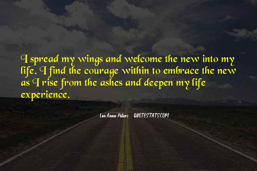 Lee-Anne Peters Quotes #93426