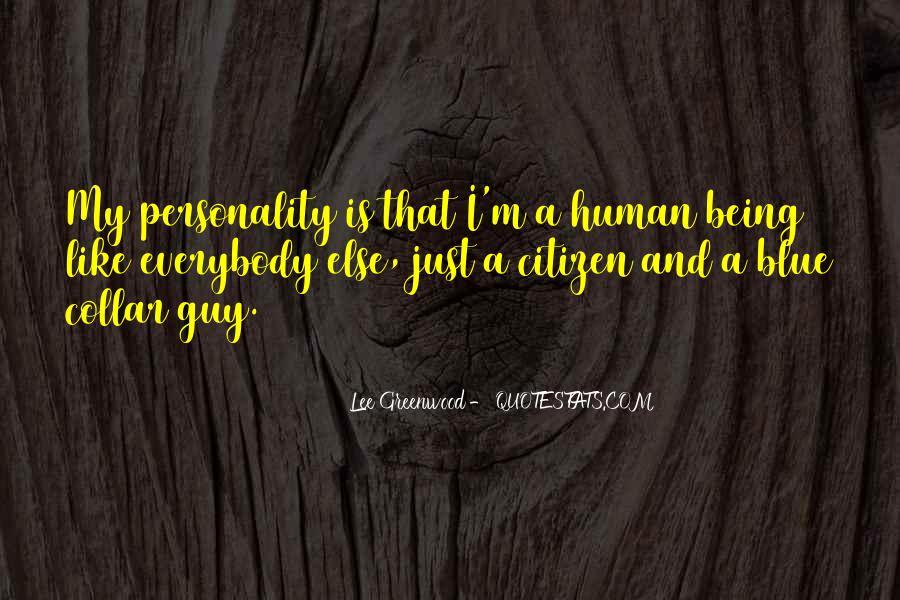 Lee Greenwood Quotes #1157504