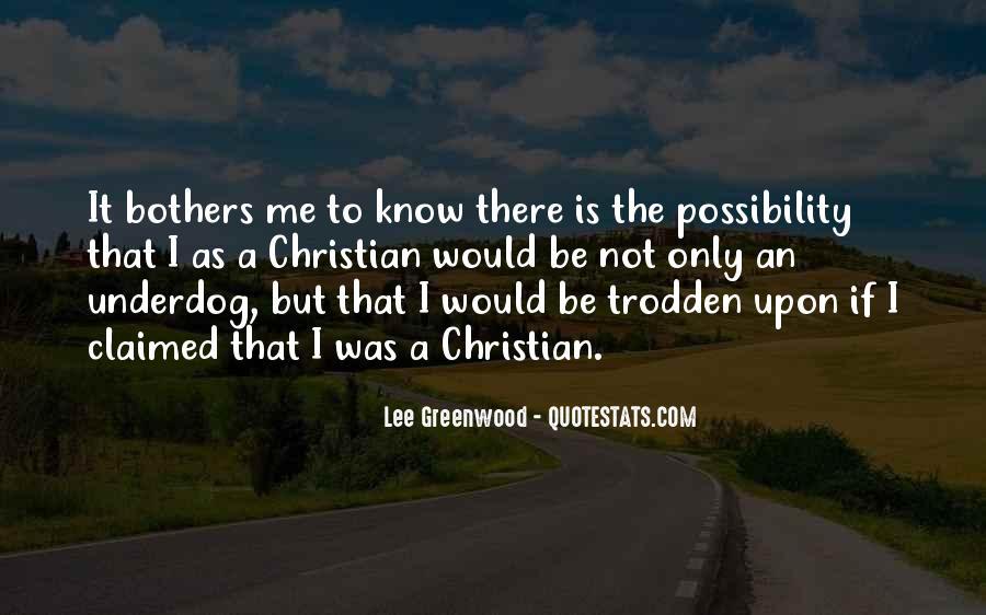 Lee Greenwood Quotes #686917