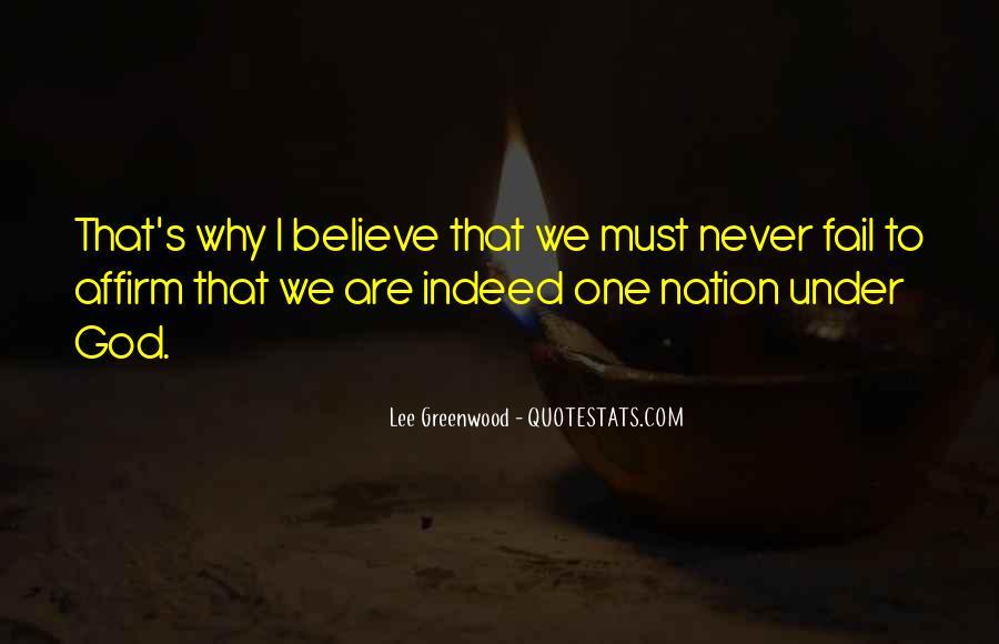 Lee Greenwood Quotes #75732