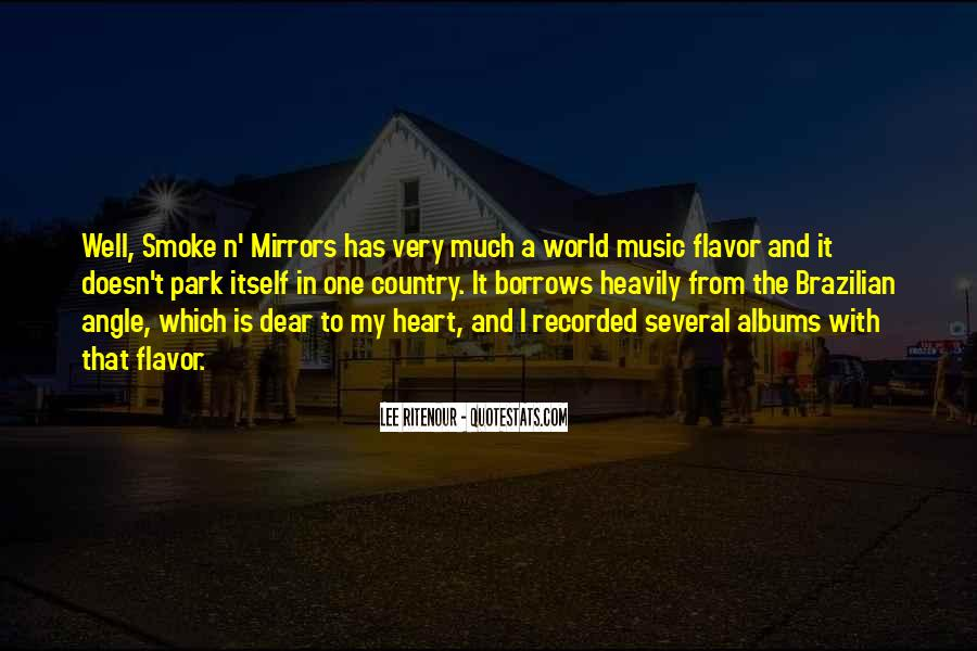 Lee Ritenour Quotes #1391891