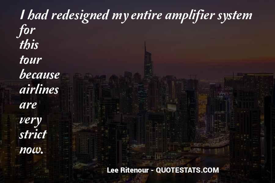 Lee Ritenour Quotes #1497672