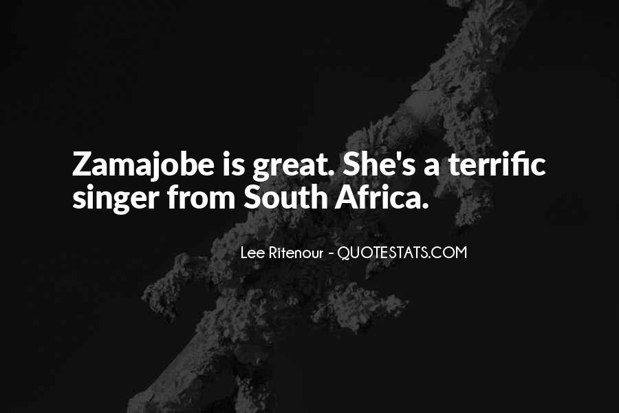 Lee Ritenour Quotes #1796392