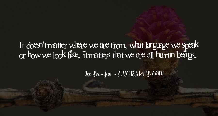 Lee Soo-Jun Quotes #1175005