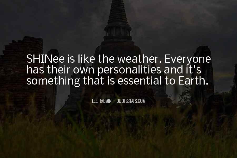 Lee Taemin Quotes #653476