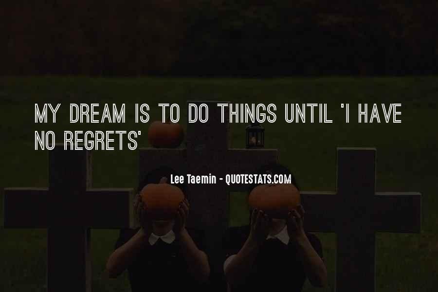 Lee Taemin Quotes #889468