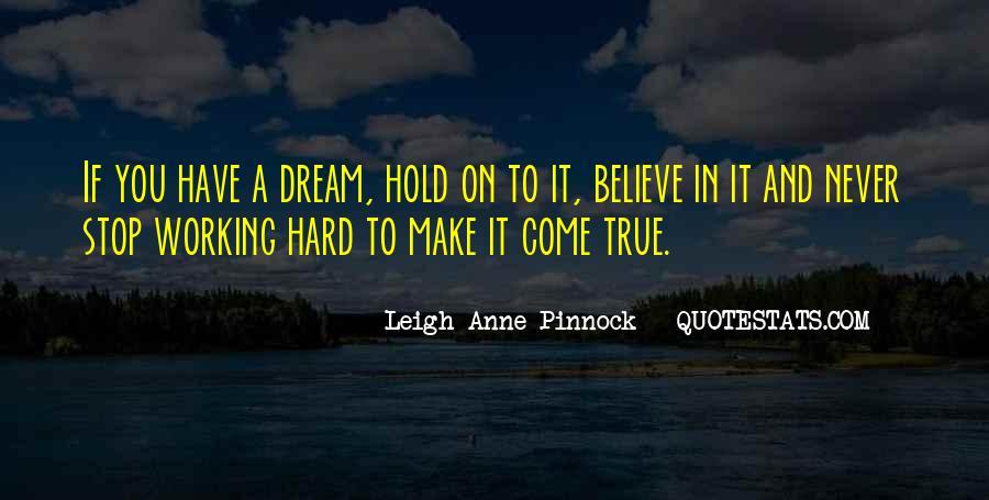 Leigh-Anne Pinnock Quotes #1756121