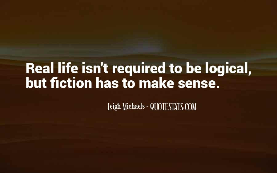 Leigh Michaels Quotes #383552